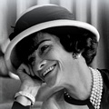 Coco Chanel (French Fashion Designer)