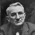 Inspirational Quotations by Dale Carnegie (American Self-Help Author)