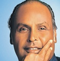 Dhirubhai Ambani (Indian Businessperson)
