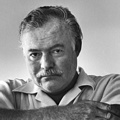 Inspirational Quotations by Ernest Hemingway (American Author)