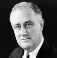 Inspirational Quotations by Franklin D. Roosevelt (American Head of State)