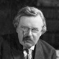 Inspirational Quotations by G. K. Chesterton (English Journalist)