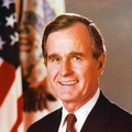 Inspirational Quotations by George H. W. Bush (American Head of State)