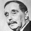 Inspirational Quotations by H. G. Wells (English Novelist, Historian)