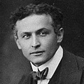 Inspirational Quotations by Harry Houdini (Hungarian-born American Magician)