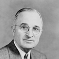 Inspirational Quotations by Harry S. Truman (American Head of State)
