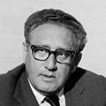 Inspirational Quotations by Henry Kissinger (American Diplomat)
