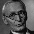 Hermann Hesse (German-born Swiss Poet)
