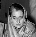 Inspirational Quotations by Indira Gandhi (Indian Head of State)