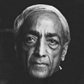 Inspirational Quotations by Jiddu Krishnamurti (Indian Philosopher)