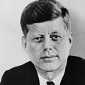 John F. Kennedy (American Head of State)