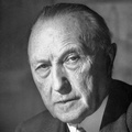 Inspirational Quotations by Konrad Adenauer (German Head of State)