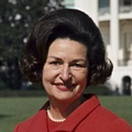Inspirational Quotations by Lady Bird Johnson (First Lady of the United States)