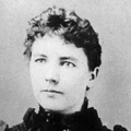 Inspirational Quotations by Laura Ingalls Wilder (American Author of Children's Novels)