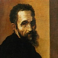 Inspirational Quotations by Michelangelo (Italian Painter)