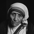 Inspirational Quotations by Mother Teresa (Roman Catholic Nun)