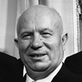 Inspirational Quotations by Nikita Khrushchev (Russian Head of State)