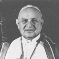 Inspirational Quotations by Pope John XXIII (Italian Catholic Religious Leader)