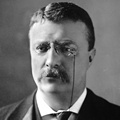 Inspirational Quotations by Theodore Roosevelt (American Head of State)