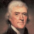 Inspirational Quotations by Thomas Jefferson (American Head of State)