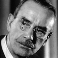 Thomas Mann (German Novelist)
