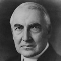 Inspirational Quotations by Warren G. Harding (American Head of State)