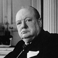 Inspirational Quotations by Winston Churchill (British Head of State)